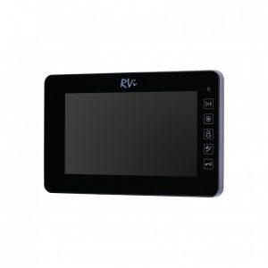 Фото 9 - Комплект видеодомофона RVi-VD7-21M (черный) + RVi-305 LUX.