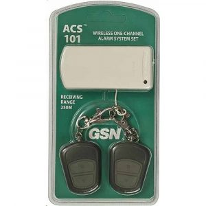 Фото 3 - Комплект тревожной сигнализации радиоканальный ACS-101.