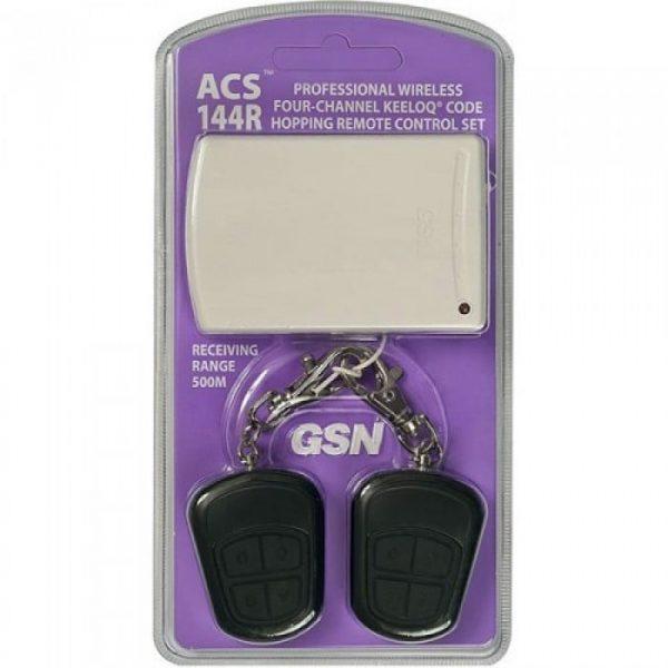 Фото 1 - Комплект тревожной сигнализации радиоканальный ACS-144R.