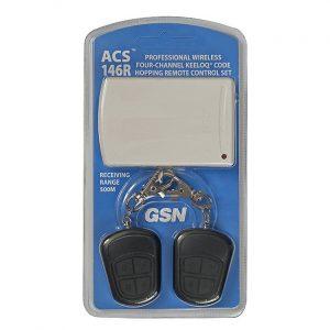 Фото 3 - Комплект тревожной сигнализации радиоканальный ACS-146R.