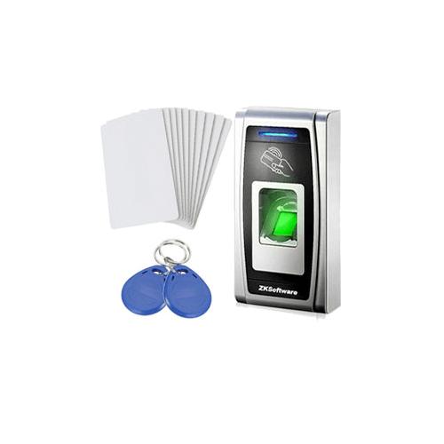 Фото 1 - Комплект электромагнитного биометрического замка.