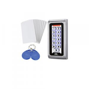 Комплект электромагнитного кодового замка с установкой