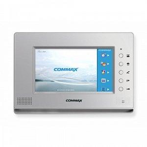 Монитор видеодомофона цветной с функцией «свободные руки» CDV-71AM (серебро)