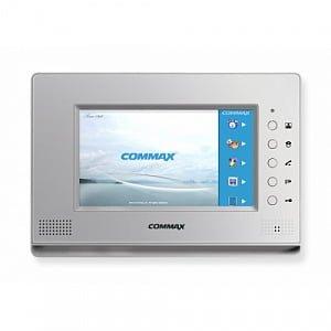 Фото 55 - Монитор видеодомофона цветной с функцией «свободные руки» CDV-71AM/XL (серебро).