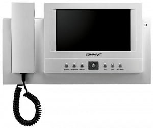 Фото 5 - Монитор видеодомофона цветной CAV-72B.