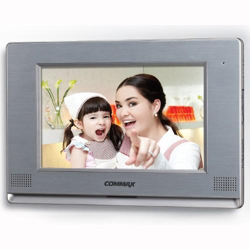 Фото 1 - Монитор видеодомофона цветной CDV-1020AQ (серебро).