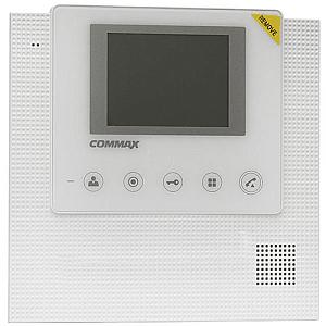 Фото 10 - Монитор видеодомофона цветной CDV-35U (белый).