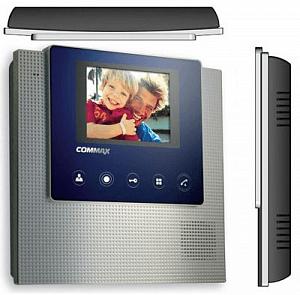Монитор видеодомофона цветной CDV-35U (темно-синий)