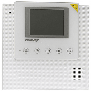 Фото 12 - Монитор видеодомофона цветной CDV-35U/VIZIT (белый).