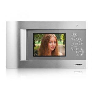 Фото 17 - Монитор видеодомофона цветной CDV-43Q/XL.