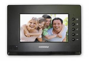 Фото 18 - Монитор видеодомофона цветной CDV-70A/Vizit (черный).
