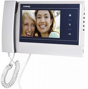 Монитор видеодомофона цветной CDV-70K (темно-синий)