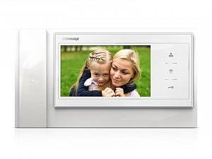 Фото 23 - Монитор видеодомофона цветной CDV-70KM/VIZIT (белый).