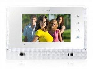 Фото 26 - Монитор видеодомофона цветной CDV-70U/VIZIT (белый).