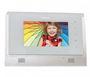 Фото 31 - Монитор видеодомофона цветной CDV-70UM/VIZIT (белый).
