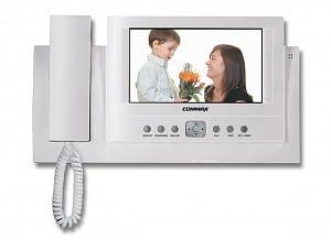 Фото 1 - Монитор видеодомофона цветной CDV-71BE/VIZIT.