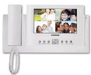 Фото 38 - Монитор видеодомофона цветной CDV-71BQ PAL.