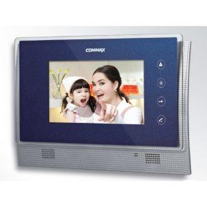 Фото 40 - Монитор видеодомофона цветной CDV-71UM (белый).