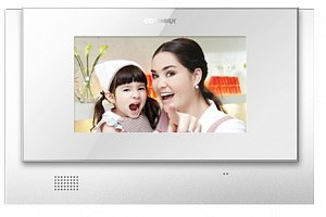 Монитор видеодомофона цветной CDV-71UM/XL (белый)