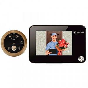 Фото 3 - Монитор видеодомофона цветной DB-01.