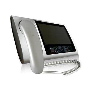 Фото 23 - Монитор видеодомофона цветной KW-S700C-M200 (серебро).