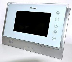 Фото 71 - Монитор домофона цветной с функцией «свободные руки» CDV-70UM (белый).