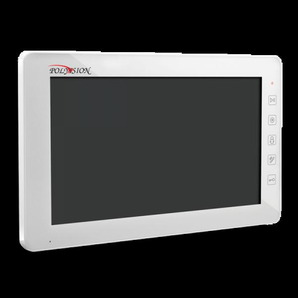 Фото 1 - Монитор домофона цветной с функцией «свободные руки» PVD-7L v.7.1 white.