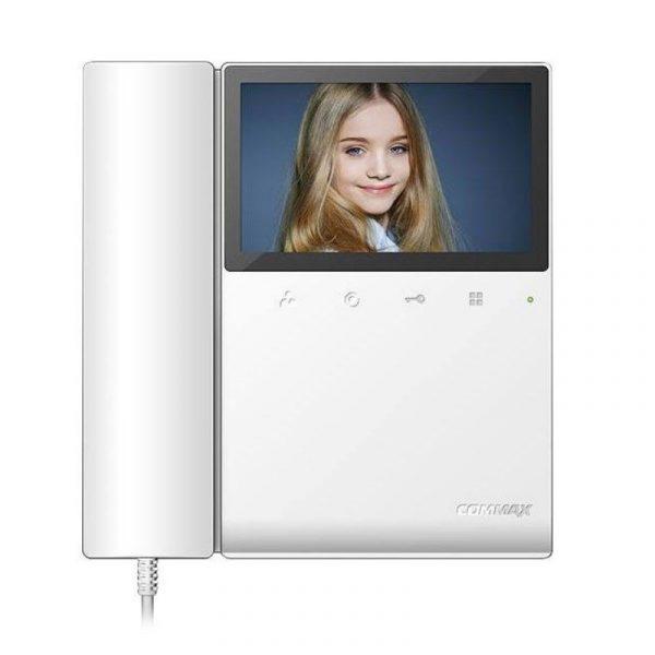 Фото 1 - Монитор домофона цветной CDV-43K2 (белый).