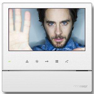Фото 60 - Монитор домофона цветной CDV-70H2 (белый).
