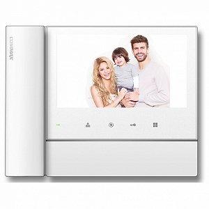 Фото 2 - Монитор домофона цветной CDV-70N2 (белый).