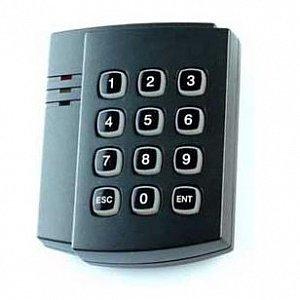 Считыватель proximity карт с клавиатурой Matrix-IV-EH Keys темный (серый металлик)