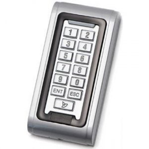 Считыватель proximity карт с клавиатурой Matrix-IV-EHT Metal Keys Антиклон