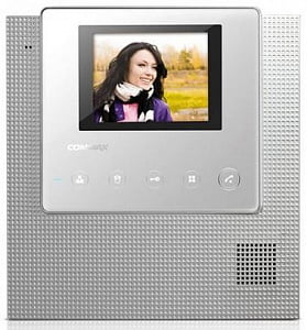 Фото 1 - CDV-43U (белый) Монитор домофона цветной с функцией свободные руки.