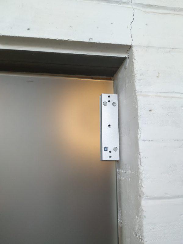 Фото 6 - Комплект электромагнитного кодового замка.