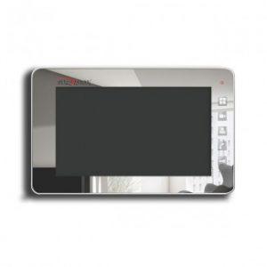 PVD-7S v.7.3 (хром) Монитор домофона цветной с функцией свободные руки