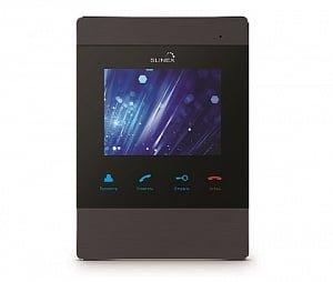 SM-04M (черный) Монитор домофона цветной с функцией свободные руки