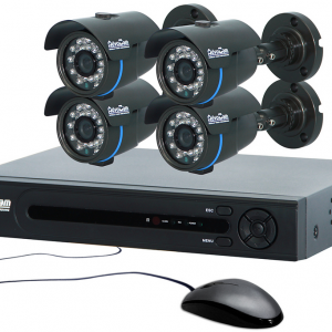 Видеорегистраторы для видеонаблюдения