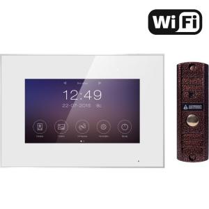 Гибридная Wi-Fi домофония