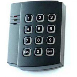 Фото 4 - Считыватель с клавиатурой Matrix-VII-EH Keys (Matrix-IV-EH Keys).