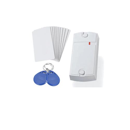 Комплект электромагнитного замка с карточкой, защелкой, кнопкой, пультом